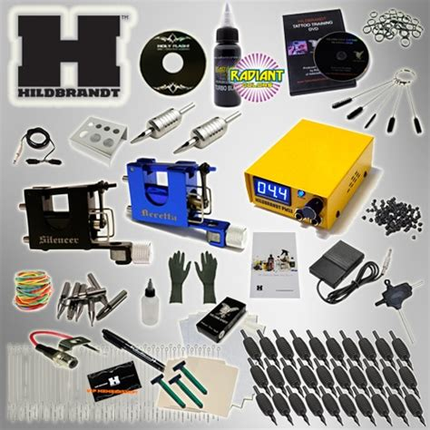 tattoo machines kits hildbrandt mini rotary machine kit kit sale