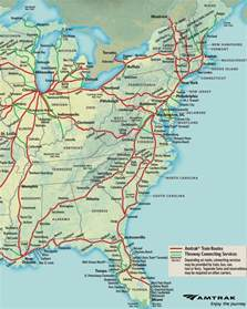 Amtrak Train Map by Amtrak Map East Coast Www Imgarcade Com Online Image