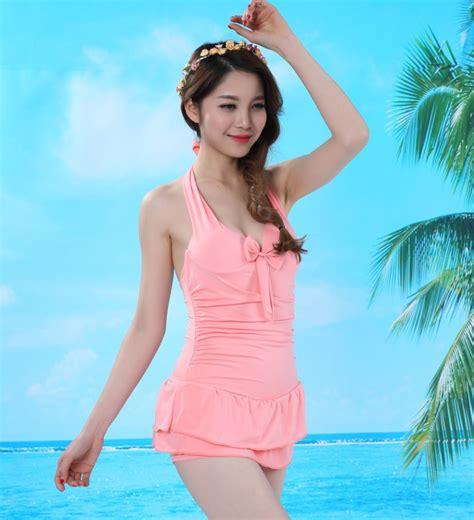 swim woman hot 2018 2016 skirt girls siamese skirt type hot spring
