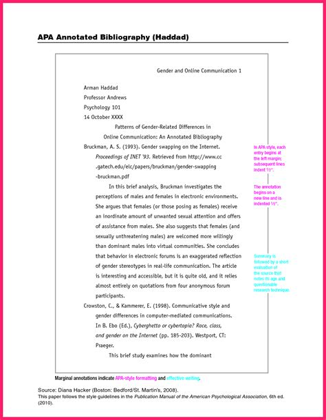 apa format biography paper how to format an apa paper bio letter format