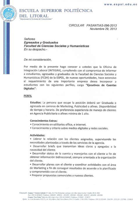 Plantilla De Curriculum Ejecutivo formato curriculum ejecutivo como escribir un curr 237