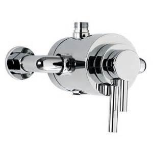 Thermostatic Shower Bath Valve Minimalist Exposed Thermostatic Shower Valve Bathstore