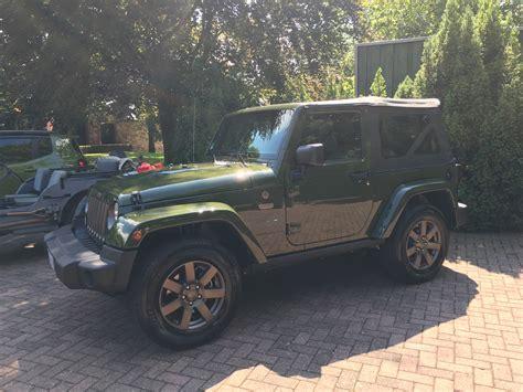 Jeep Wrangler Years Jeep Wrangler Fahrbericht Newgadgets De