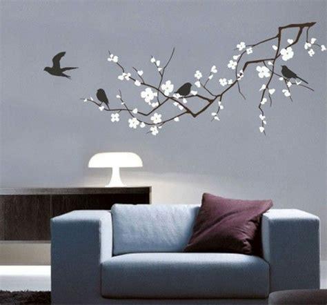 vinilos baratos pared  la decoracion de los interiores
