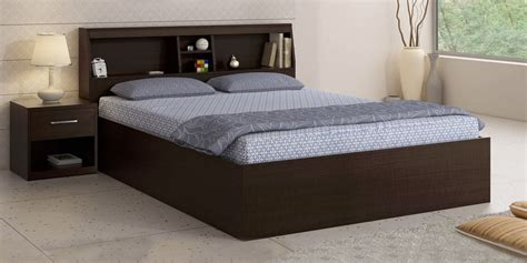 how big is a queen sized bed buy kosmo arcade queen size bed with box storage by
