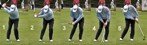 lee westwood swing sequence 2014