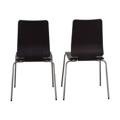 ikea black dining chairs atcsagacity