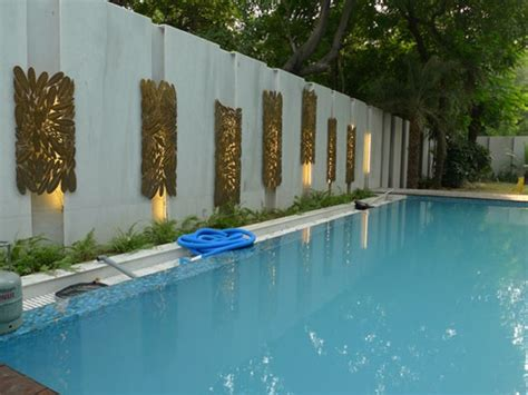 pool decorative wall accents 92 best images about design pools fountains on pinterest