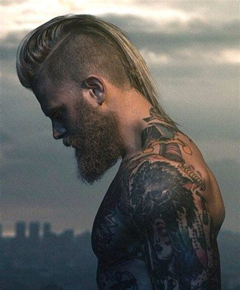 norse male hair styles 45 cool and rugged viking hairstyles menhairstylist com