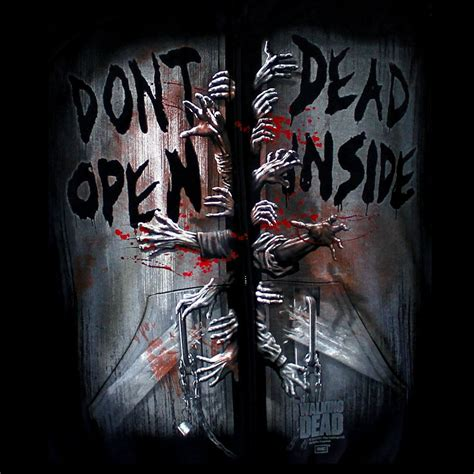 design is dead bikerornot store the walking dead don t open dead