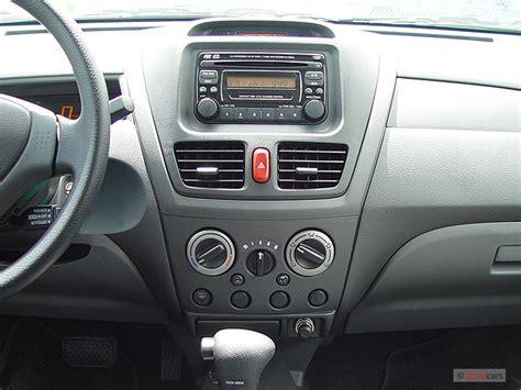 Panel Frame Suzuki Aerio Original Suzuki image 2003 suzuki aerio 4 door wagon sx 2 0l manual instrument panel size 640 x 480 type