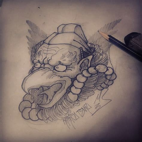 tengu tattoo designs pin by tomi saarinen on inspiration