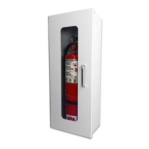 surface mount extinguisher cabinets strike elite architectural series surface mounted