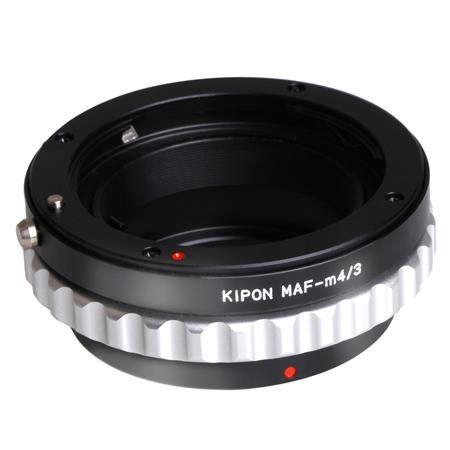 kipon alpa lens to micro four thirds camera lens adapter