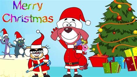 rat  tat christmas santa claus funny compilation  kids chotoonz kids funny cartoon