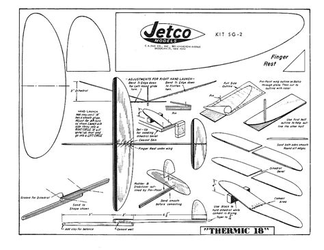 balsa glider template pdf plans balser wood glider plans outdoor wood