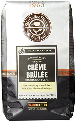 Creme Brulee Latte Coffee Bean coffee consumers the coffee bean tea leaf