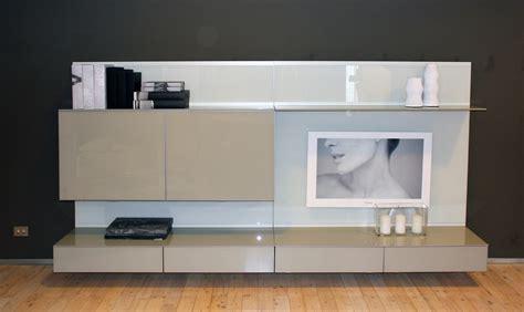 soggiorni pareti attrezzate soggiorno rimadesio abacus vetro pareti attrezzate design