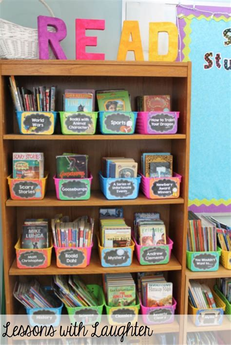 best 25 book genre labels ideas on classroom