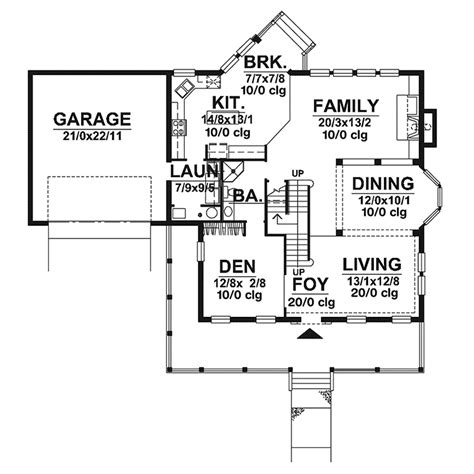 judy colonial home plan 072d 0042 house plans and more