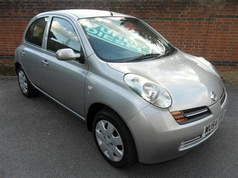 nissan micra 2004 used nissan micra for sale under 163 80000 autopazar