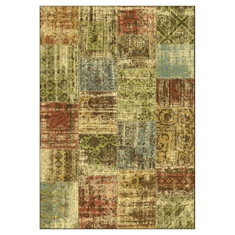 7 X 11 Area Rug by Kas Rugs Trendy Vintage Espresso 7 Ft 10 In X 11 Ft 2