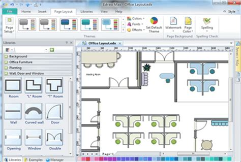 2d Floor Plan Software by Free Floor Plan Software 2d Home Design Plans