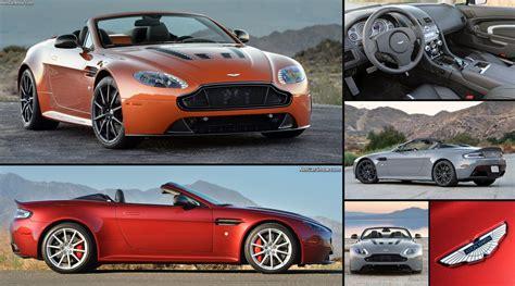 Aston Martin V12 Vantage Specs by Aston Martin V12 Vantage S Roadster 2015 Pictures
