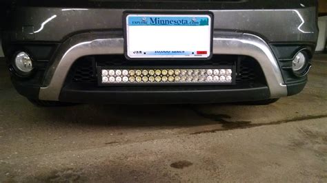 24 quot led light bar dodge journey member albums dodge