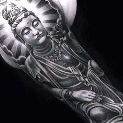buddhist sleeve tattoo designs 70 cool buddhist tattoos for arm