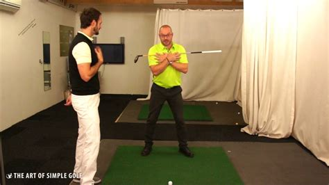 simple golf swing system really simple golf tips for more power and consistency