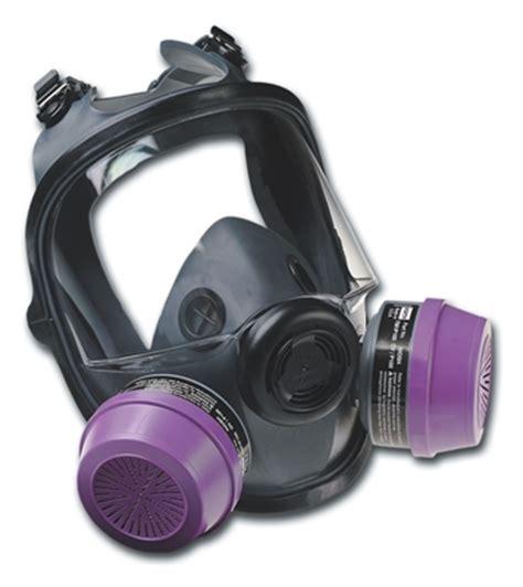 north 5400 series full face respirator (sm)