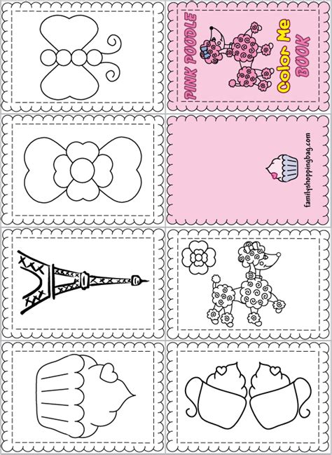coloring book mini edition books pinkpoodlebook2012 jpg