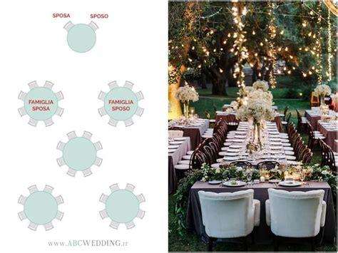 tavolo sposi disposizione tavoli matrimonio