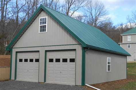 2 car garage with loft 2 car garage with loft fisher brothers builders