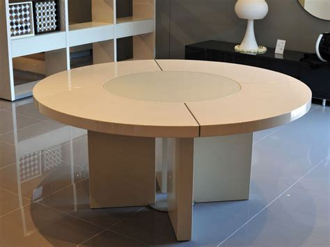 72 round dining table with lazy round marble dining table with lazy susan home design ideas