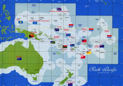 south pacific map south pacific countries map thikombia fiji mappery