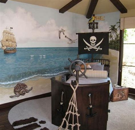 kids pirate bedroom ideas cool boys bedroom theme with pirate ideas