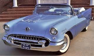1955 oldsmobile 98 starfire | classic car pictures