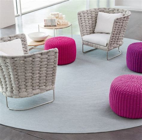 amazing knitted interior elements that will warm you up