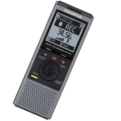 2gb digital voice recorder olympus vn 731pc 2gb digital voice recorder