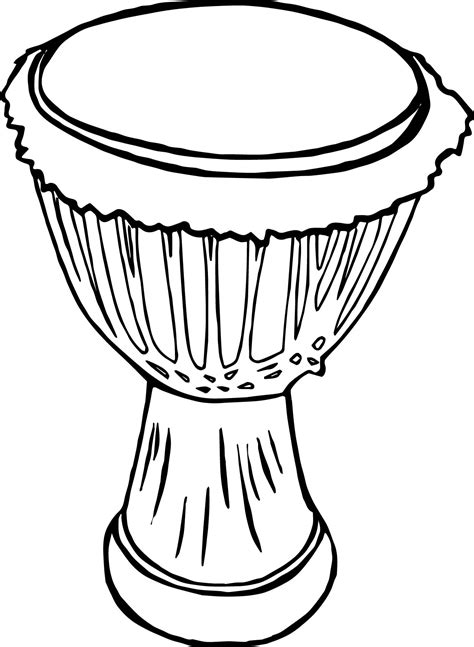 african music coloring pages african drum coloring page wecoloringpage
