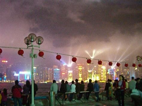 hong kong new year light show new year in hong kong rtw 1 the world in