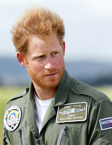 prince harry prince harry s beard is regal but won t last gq