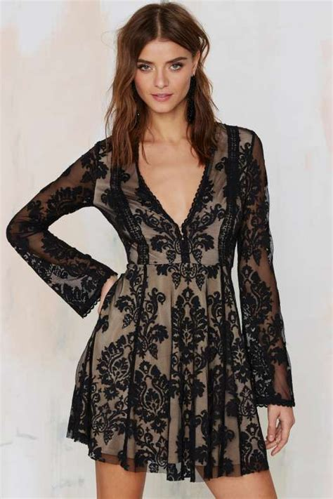 Rocha Rachely Rope Blouse rope em in satin jumpsuit dress black lace dresses and lace dress black