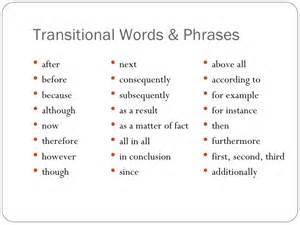 Conclusion Transitions For Argumentative Essays by Ideas About Transition Words For Paragraphs Quotes