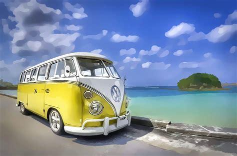 volkswagen van beach 電八