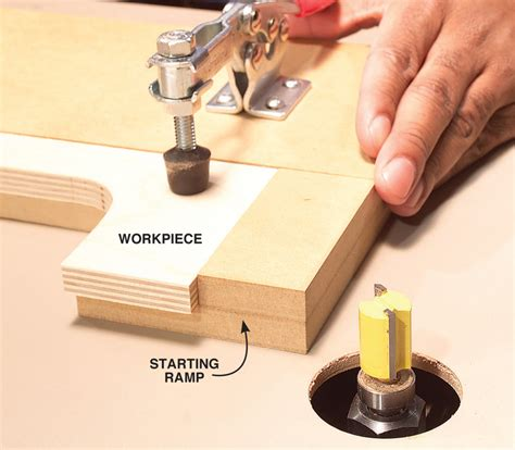 woodworking router tips template routing tips popular woodworking magazine
