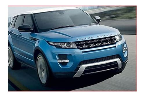 range rover lease deals dallas