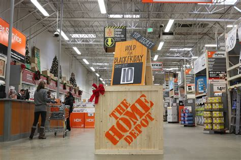 the home depot what it takes to transform the store for